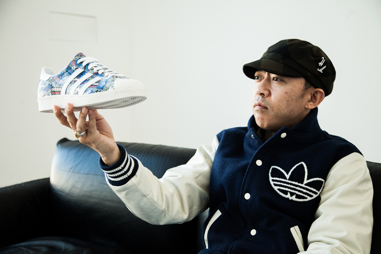 nouvelle adidas superstar